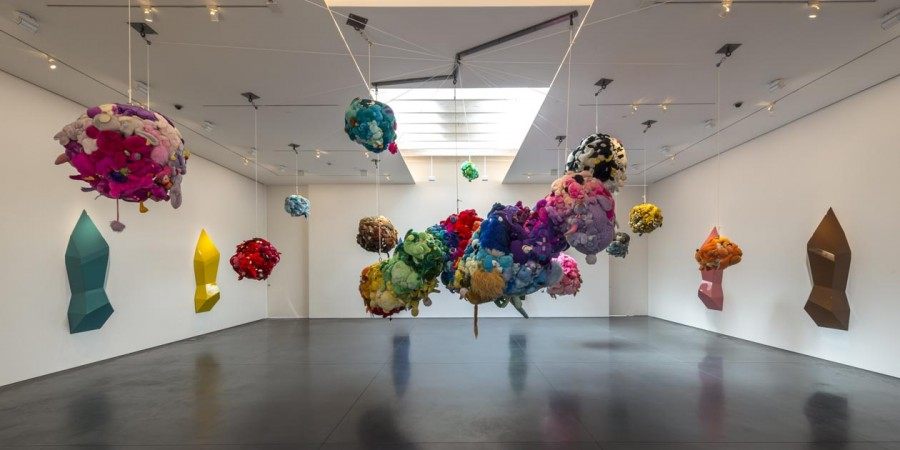 Mike Kelley Deodorized Central Mass with Satellites