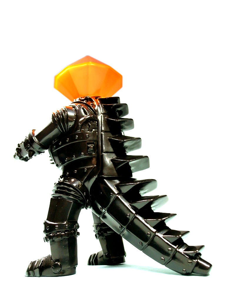 Super7 Crystal Mecha black