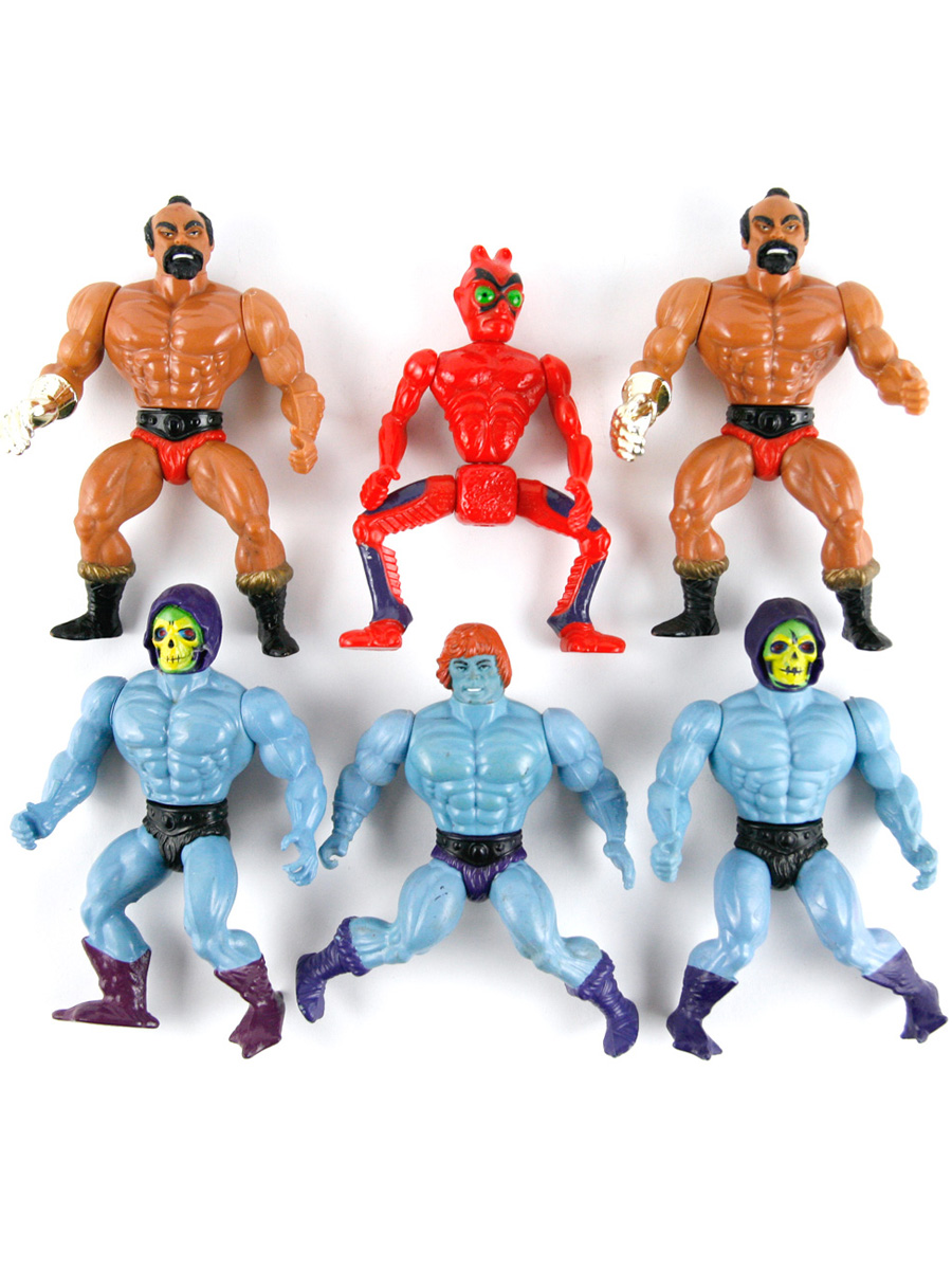 Skeletor Faker Lot
